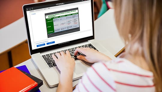 Online Entry Test Preparation