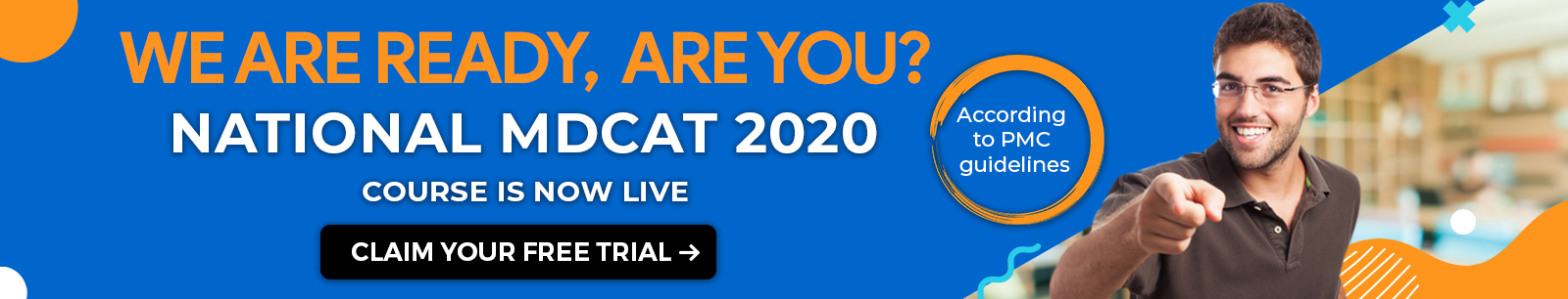 National MDCAT 2020