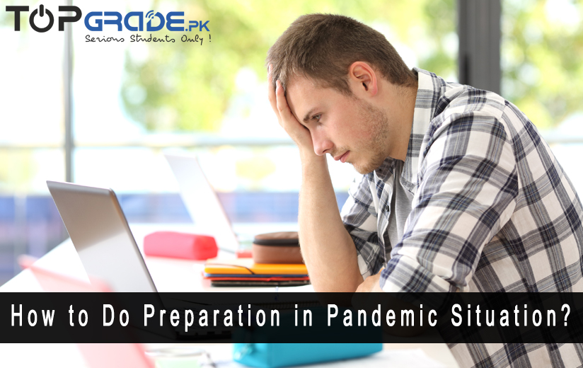 Preparation in Pandemic Situation