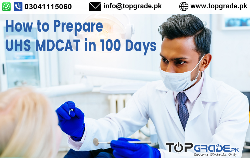 Preparation for MDCAT