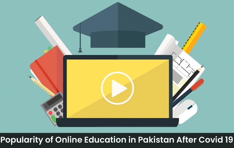 Online Education in Pakistan